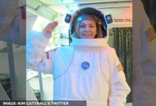 Kim Cattrall Is Not Travelling To Space Despite Her Twitter Exchange With NASA Goes Viral