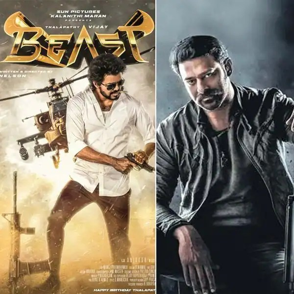 Trending South News Today: Thalapathy Vijay's Beast avatar is a hit with fans; Prabhas' Salaar to release in two parts and more
