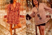 Priyanka Chopra and mom Madhu have a swell time at the Rock and Roll Hall of Fame — view pics