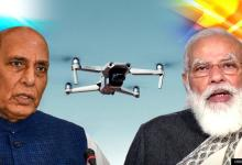 Defence Min gets PMs nod to expedite drone boosting security arsenal discussed