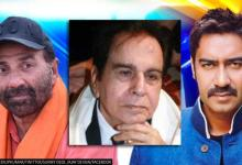 Dilip Kumar passes Ajay Devgn and Sunny Deol mourn loss of cultural icon