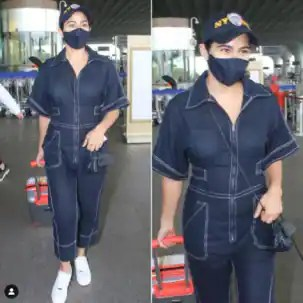 Guess The Price: Sara Ali Khan's linen jumpsuit is worth half your month's salary