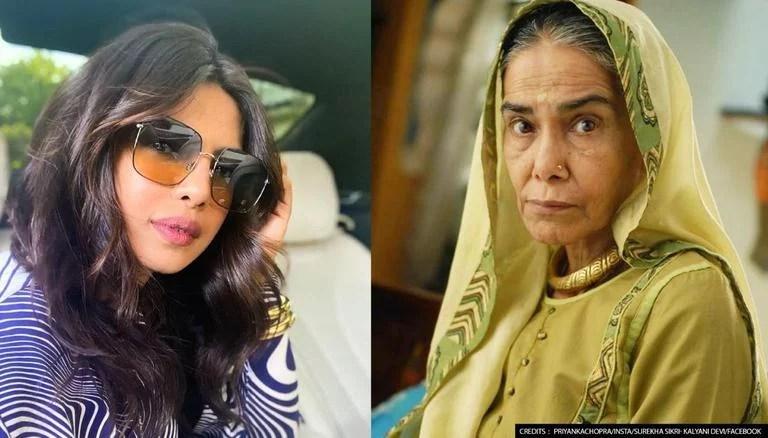 Priyanka Chopra pays heartfelt tribute to Surekha Sikri, calls her actor par excellence