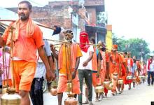 Kanwar Yatra: No entry for Kanwariyas in Haridwar after annual pilgrimage cancelled