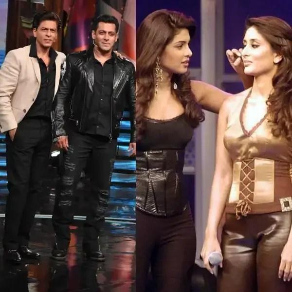 Friendship Day 2021: From Shah Rukh Khan-Salman Khan to Priyanka Chopra-Kareena Kapoor – 7 Bollywood BFFs who turned foes and then became friends again