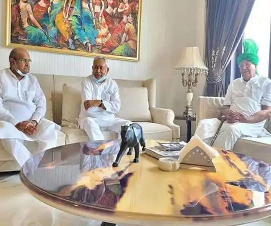 नीश कुमार को प्रेक्षक का प्रस्ताव:हरियाणा के 5 बार के सीएम ओम प्रकाश चौटा ने लीच पर दिया;  इनेलो चीफ