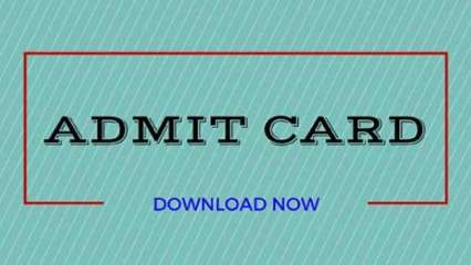 UPCATET 2021 admit card released for August 12, 13 exams