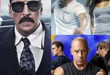 Vin Diesel's Fast and Furious 9 to take on Akshay Kumar's Bell Bottom at the Indian box office, setting up a MEGA Hollywood vs Bollywood clash at the box office