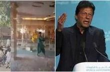 पाकिस्तान के मंदिर में हुए तोड़फोड़ पर इमरान खान का आया बयान – लोग बोले किसी को किसी से सीखने की है जरूरत