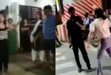 Old video of Lucknow girl arguing with neighbours surfaces