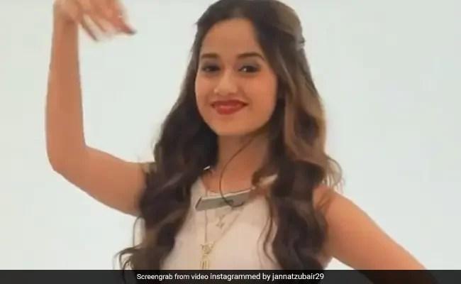 Jannat Zubair ने Neha Kakkar के सॉन्ग 'तेरी भाभी' पर किया जोरदार डांस, Video हुआ वायरल