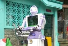 इंडोनेशियाई गांव अवांछित कचरे को कोविड हेल्पर में बदल देता है