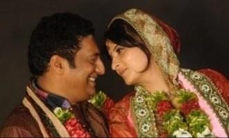 प्रकाश राज ने आज फिर से शादी की