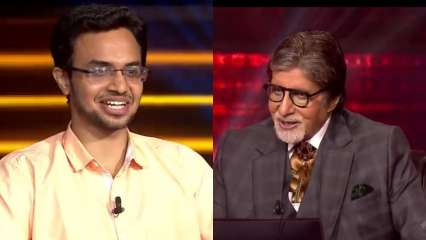 'KBC 13': Ashish Krishna finally plays after eight years of trying, takes home Rs 6.4 L, fails to answer this question