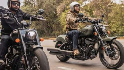 Indian Motorcycle unveils 2022 Chief line-up