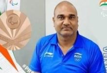 भारतीय चक्का फेंक खिलाड़ी विनोद कुमार का कांस्य पदक अपात्र घोषित होने के बाद पैरालंपिक में वापस लिया गया