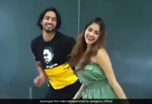 जन्नत जुबैर ने 'Sakhiyan2.0' सॉन्ग पर किया रोमांटिक डांस, Video ने मचाई धूम