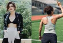 Taapsee Pannu's response to troll who called her 'mard ki body wali' is winning the internet