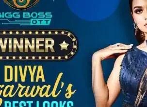 Bigg Boss OTT Winner Divya Agarwal's Best Looks, One Can Try : Watch Now
