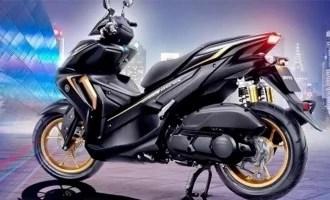 Yamaha ने भारत में लॉन्च किया मैक्सी स्टाइल स्पोर्ट्स स्कूटर 'Aerox 155'