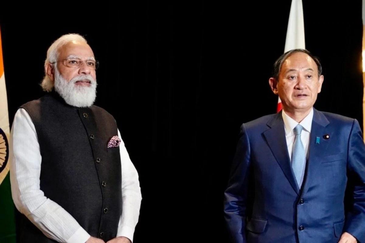 क्वाड समिट से पहले पीएम मोदी, जापानी समकक्ष सुगा ने 'फ्रूटफुल मीट' में व्यापार, सांस्कृतिक संबंधों पर चर्चा की