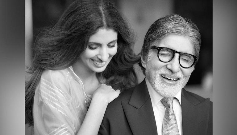 Amitabh Bachchan wishes daughter Shweta on Daughters says daughters are the best