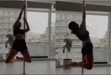 'Bunty tera sabun slow hai kya' actor Avneet Kaur drops stunning pole dance video