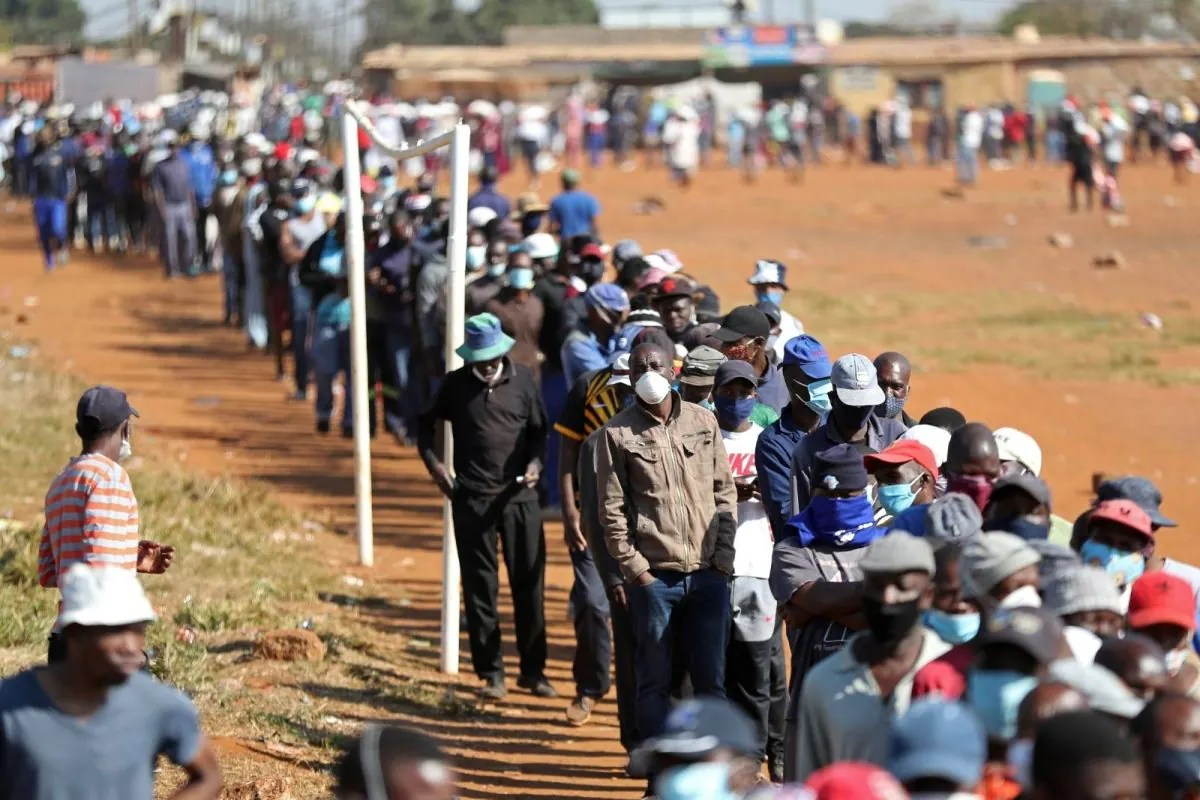 दक्षिण अफ्रीका का स्वास्थ्य मंत्रालय कोविड से जुड़े भ्रष्टाचार में शामिल, स्कैनर के तहत लाखों का अनुबंध