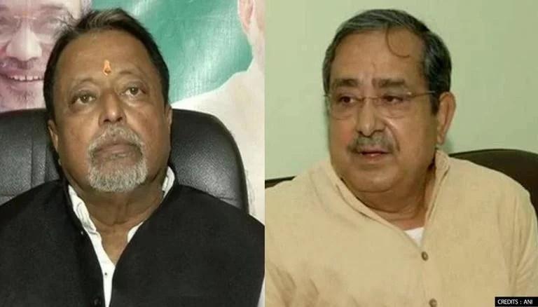 BJP MLA Ashok Lahiri dismisses rumors of him joining TMC, says Im not Mukul