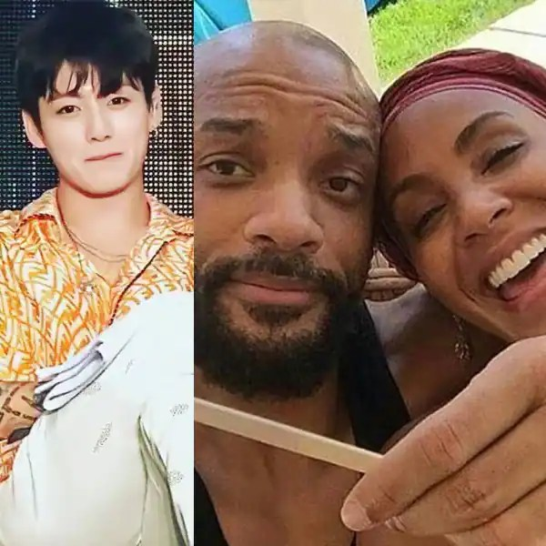 Trending Hollywood news today: BTS' Jungkook's candid confession about My Universe with Coldplay, Will Smith confirms open relationship with Jada Pinkett Smith and more