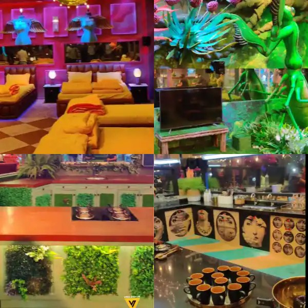 Salman Khan hosted Bigg Boss 15 house includes loads of exotic plants, animals and interiors – view pics