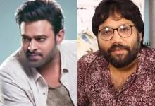 प्रभास अपनी 25वीं फिल्म के लिए अर्जुन रेड्डी के निर्देशक संदीप रेड्डी वांगा के साथ काम करेंगे