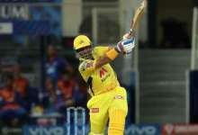 'Uthappa coming out of syllabus for Delhi': Netizens praise CSK batter as he smashes 20 runs in Avesh Khan's over