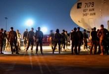 अमेरिकी 350 से अधिक यात्रियों में शामिल हैं जो कल काबुल से निकासी उड़ान से रवाना हुए थे