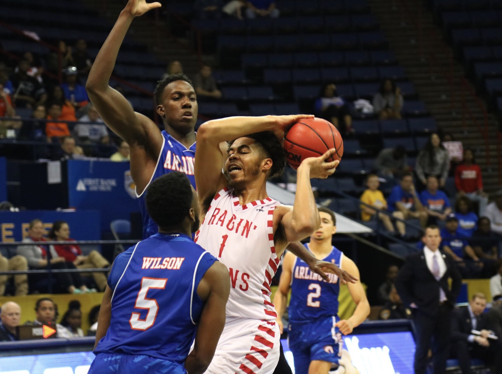 Sun Belt Basketball: Saturday