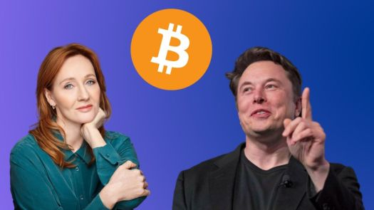 Drunk J.K. Rowling Tweets About Bitcoin, Elon Musk Chimes ...