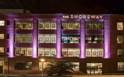 The Shoreway Takes Place
