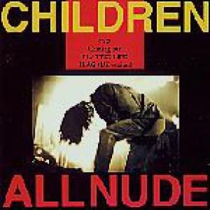 Single cover of Children, ALLNUDE