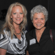 JRocket Marketing's Judith Rothrock with Cindy Jutras of Mint Jutras