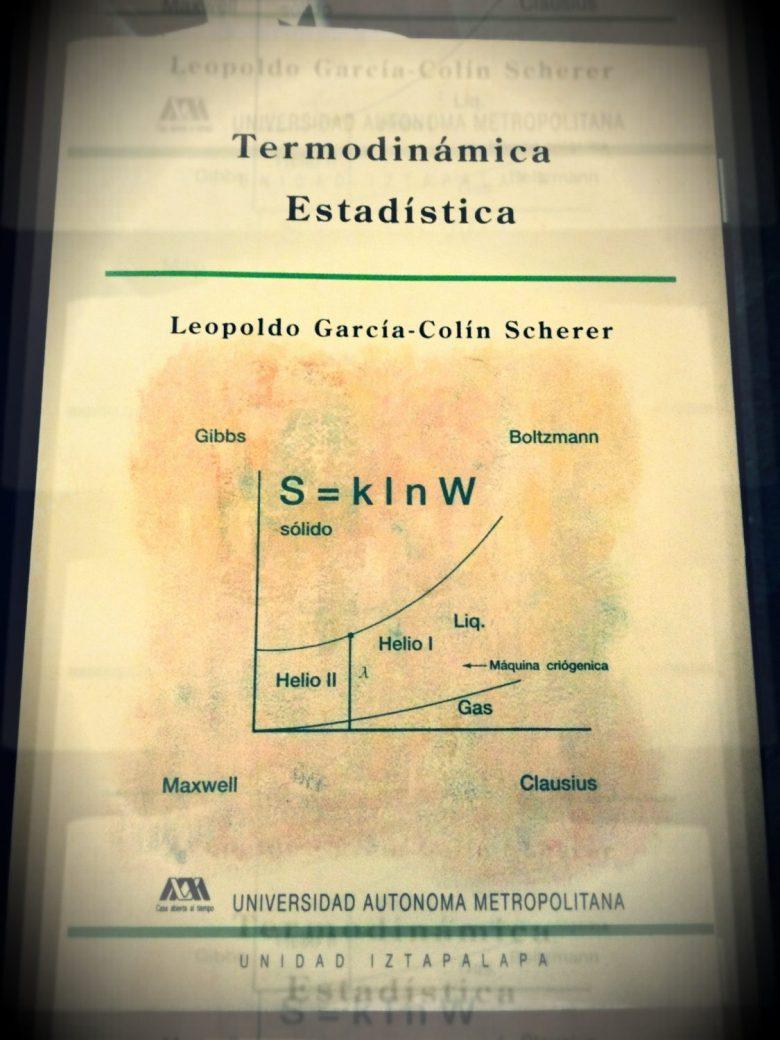 Termodinamica Estadistica Garcia-Colin