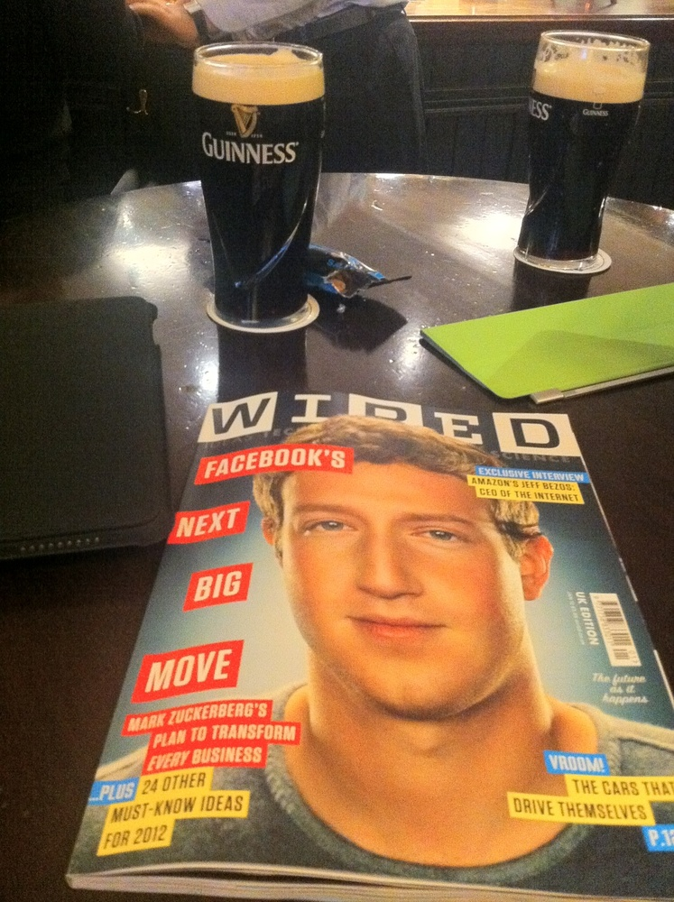 Wired Guinness