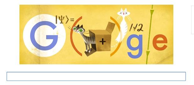 schroedinger cat doodle