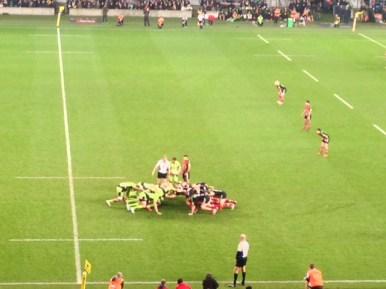 Harlequins v Northampton Rugby 4