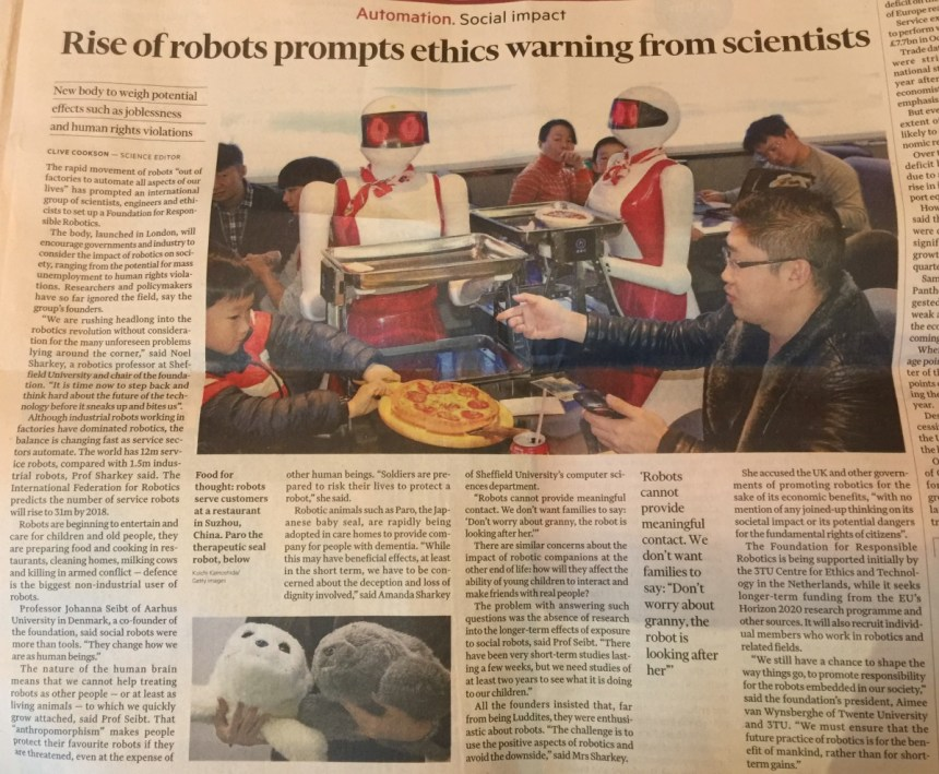 Rise Of Robots