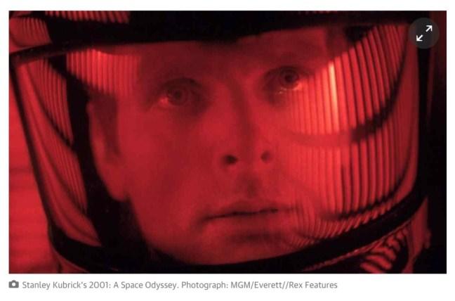 Astronaut Bowman