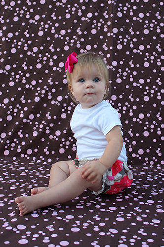 Emma Grace Is 14 Months Old JRoxDesigns