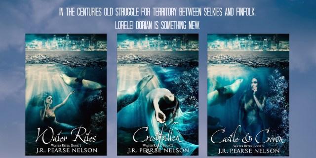 Water Rites series graphic