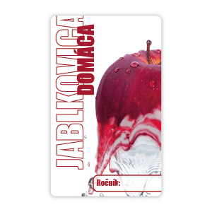 Červené jablko – Splash