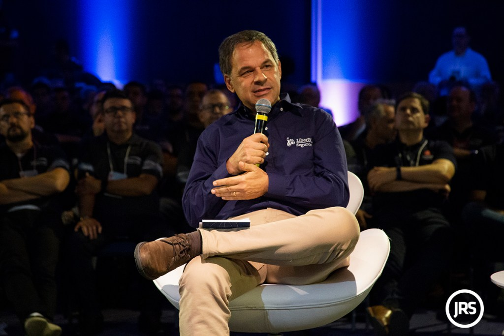 Carlos Magnarelli é CEO da Liberty Seguros no Brasil / Foto: Filipe Tedesco/JRS