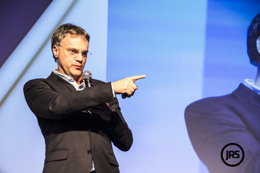 César Saut é Vice-Presidente e acionista da Icatu Seguros, além de Presidente da Rio Grande Seguros e Previdência / Foto: William Anthony/JRS